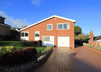 Thumbnail 4 bed detached house for sale in Wedgewood Heights, Holywell, Flintshire