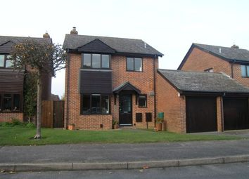 Thumbnail 3 bed link-detached house to rent in Head Down, Petersfield