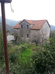 Thumbnail 5 bed country house for sale in Stone House In The Hills, Tivat, Montenegro