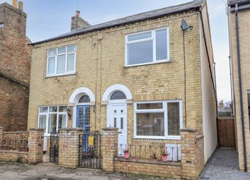 Thumbnail 2 bed semi-detached house for sale in Margett Street, Cottenham, Cambridge