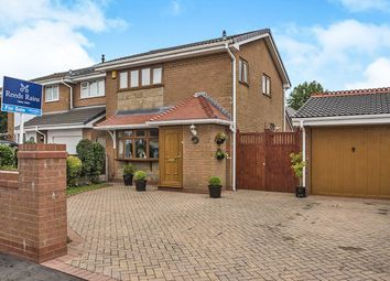 Thumbnail 3 bed detached house for sale in Arnside Road, Orrell, Wigan