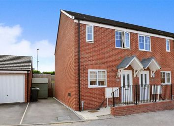 Thumbnail 2 bedroom mews house for sale in Brimstone Road, Winsford, Cheshire