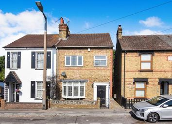 Thumbnail 3 bedroom semi-detached house for sale in Abbs Cross Lane, Hornchurch