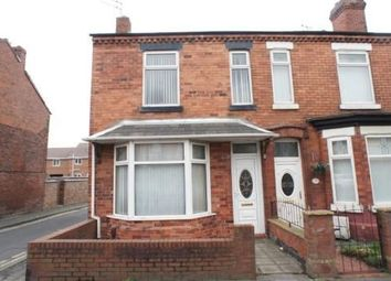 Thumbnail 3 bed end terrace house to rent in Lovely Lane, Warrington