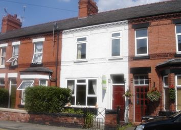 Thumbnail 4 bed terraced house to rent in Ermine Road, Chester