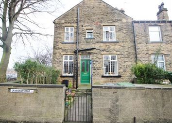 Thumbnail 2 bed end terrace house to rent in Crawshaw Road, Pudsey