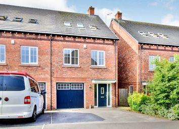 Thumbnail 3 bed semi-detached house for sale in Aylesbury Close, Broadheath, Altrincham, .