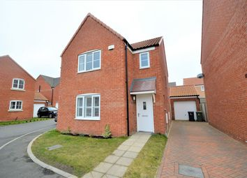 Thumbnail 3 bed detached house for sale in Bean Goose Row, Sprowston, Norwich
