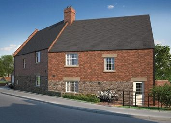 Thumbnail 3 bedroom semi-detached house for sale in The Crescent, Breedon-On-The-Hill, Derby