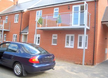 Thumbnail 2 bed flat to rent in Meyrick Crescent, Colchester