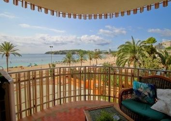 Thumbnail 2 bed apartment for sale in Magalluf, Balearic Islands, Spain