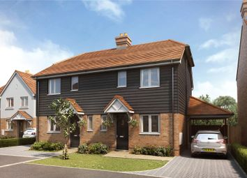 2 bed semi-detached house for sale in Victoria Mews, Chilworth, Surrey GU4