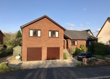 Thumbnail 4 bed detached house for sale in Waunfarlais Road, Llandybie, Ammanford