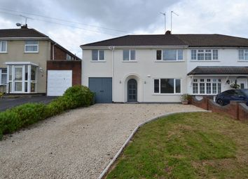 Thumbnail 4 bedroom detached house for sale in Waseley Road, Rednal, Birmingham