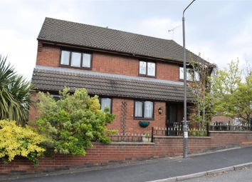 Thumbnail 5 bedroom detached house for sale in Cambrian Way, Swadlincote