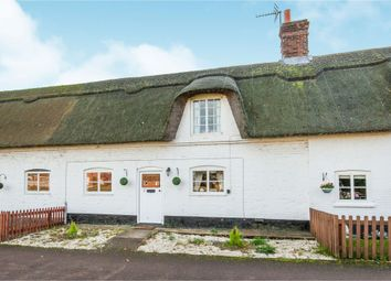 Thumbnail 2 bed cottage for sale in The Row, Weeting, Brandon