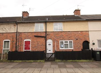 Thumbnail 3 bed terraced house for sale in Shakespeare Street, Knighton Fields, Leicester