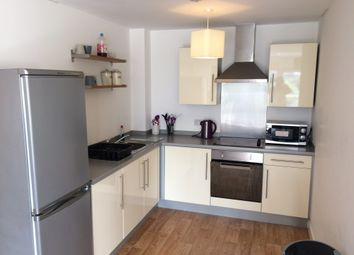Thumbnail 3 bed flat to rent in Ladywell Point Pilgrims Way, Salford