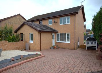 Thumbnail 3 bedroom semi-detached house for sale in Rhindhouse Place, Baillieston, Glasgow