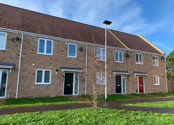 Thumbnail 2 bed terraced house for sale in Sandpiper Way, King's Lynn