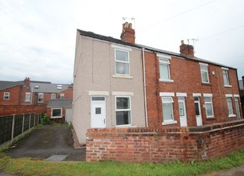 Thumbnail 2 bed terraced house to rent in Hardwicks Yard, Chesterfield, Derbyshire