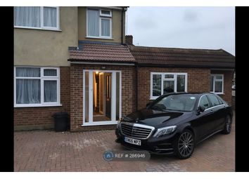 Thumbnail Room to rent in Langley Crescent, Harlington