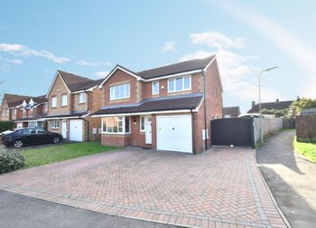 Thumbnail 4 bed detached house for sale in Mainsail Drive, Fareham