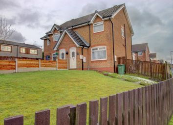 2 bed semi-detached house for sale in Higher Fullwood, Oldham OL1