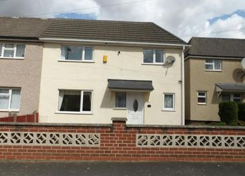 Thumbnail 2 bed semi-detached house for sale in St. Christophers Road, Ellistown, Coalville