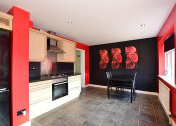 Thumbnail 3 bed semi-detached house for sale in Bolner Close, Walderslade, Kent