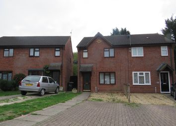 Thumbnail 2 bedroom property to rent in Howkins Road, Rugby