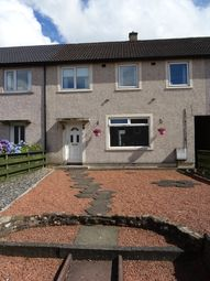 Thumbnail 3 bed terraced house for sale in 31 Wallamhill Road, Locharbriggs, Dumfries