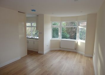 Thumbnail 3 bed flat to rent in Garrick Avenue, London