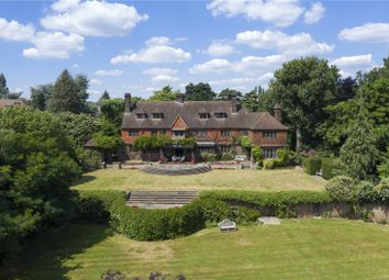 Thumbnail 10 bed detached house for sale in Coombe Wood Road, Kingston Upon Thames, Surrey