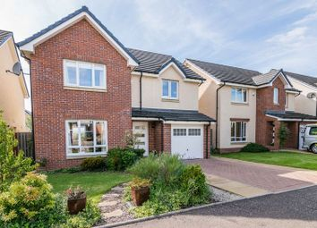 Thumbnail 4 bedroom detached house for sale in 10 Clerwood View, Clerwood, Edinburgh