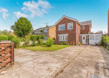 Thumbnail 3 bed detached house for sale in The Street, Blundeston, Lowestoft