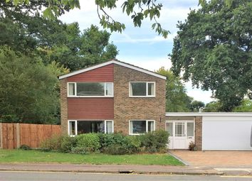 Thumbnail 4 bed detached house for sale in Whitney Drive, Stevenage, Hertfordshire