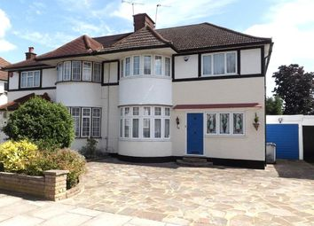 Thumbnail 3 bed semi-detached house for sale in Highview Avenue, Edgware