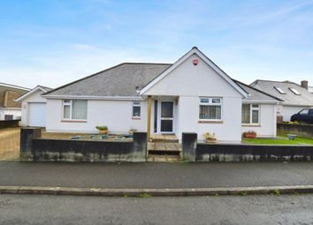Thumbnail 4 bed detached bungalow for sale in Finches Close, Plymouth, Devon