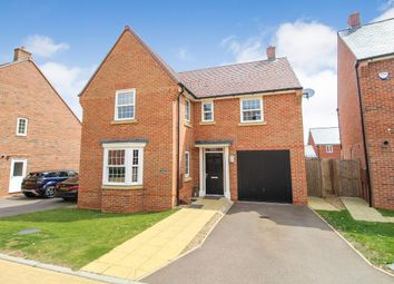 Thumbnail 4 bed detached house for sale in Stratton, Marston Moretaine, Bedford