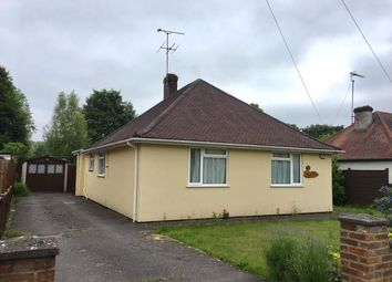 Thumbnail 3 bed bungalow to rent in Kingsmead Road, High Wycombe