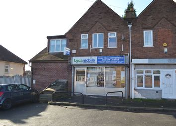 Retail premises for sale in Coalpool Lane, Walsall WS3