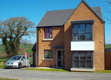 Thumbnail 4 bed detached house for sale in Broom Park, Okehampton