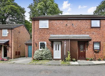 Thumbnail 2 bed semi-detached house to rent in Taylor Court, Willington, Crook