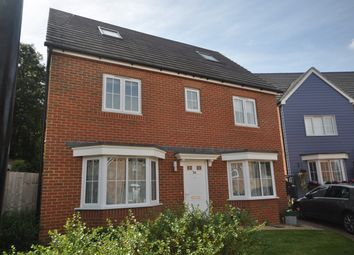 Thumbnail 5 bed detached house to rent in Chartwell Lane, Longfield