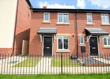 Thumbnail 3 bed mews house for sale in 117 Henry Littler Way, Preston