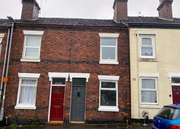 Thumbnail 2 bed terraced house for sale in Lowther Street, Hanley, Stoke-On-Trent, Staffordshire