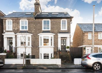 Thumbnail 5 bedroom semi-detached house for sale in Annandale Road, London