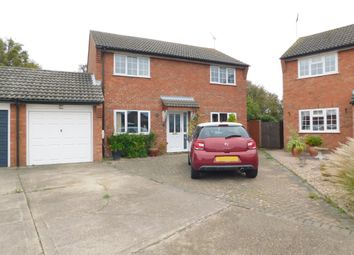 Thumbnail 4 bed link-detached house for sale in St Martins Green, Trimley St Martin