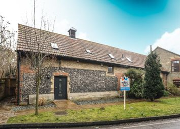 3 bed barn conversion for sale in Manston Court Road, Manston, Ramsgate CT12